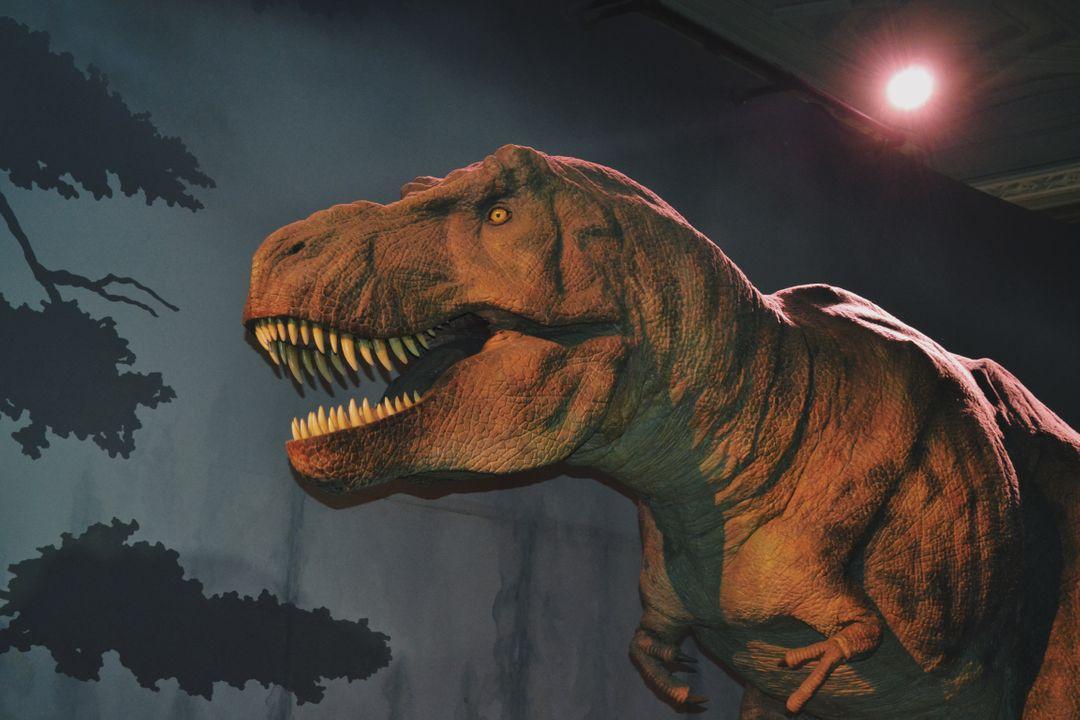What If T-Rex Was Still Alive?